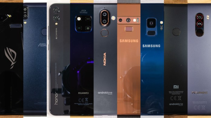 Best Of Android Smartphone Awards 2018