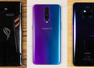 OPPO R17 Pro SuperVOOC comparison
