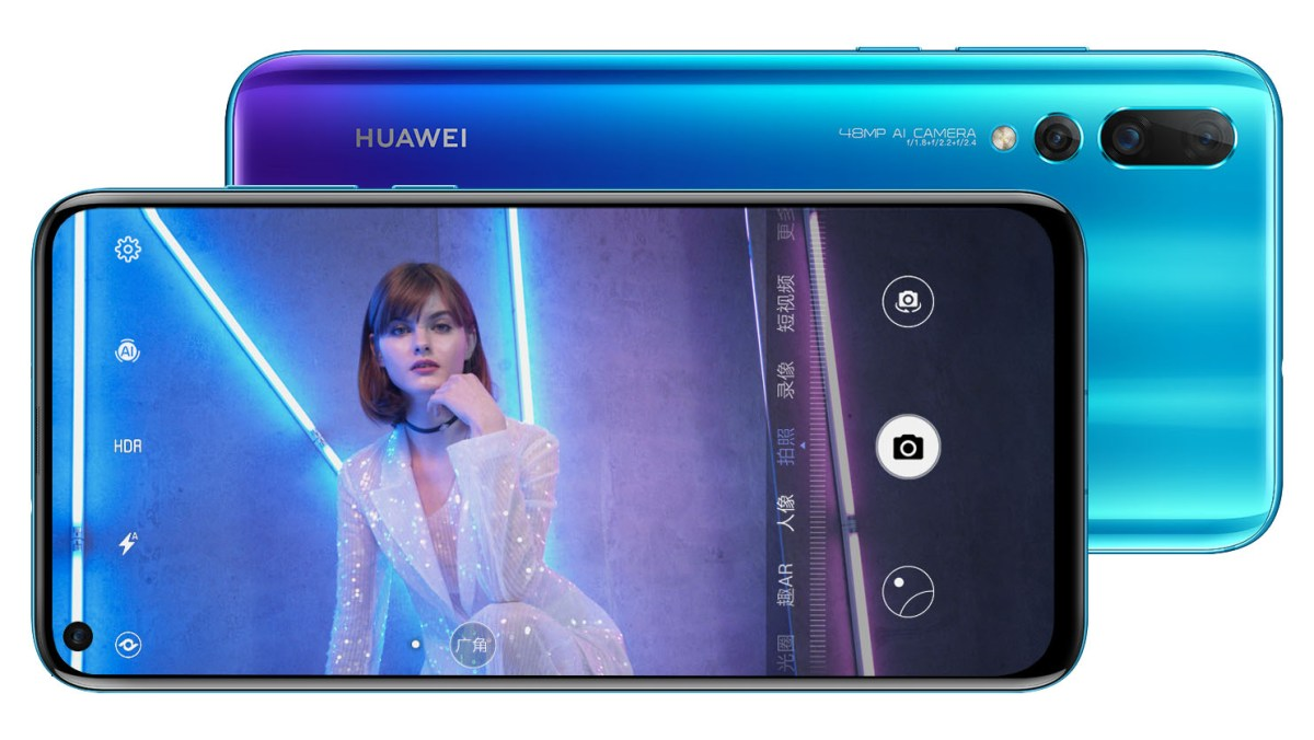 Huawei Nova 4 Launched; Priced at RM1,899