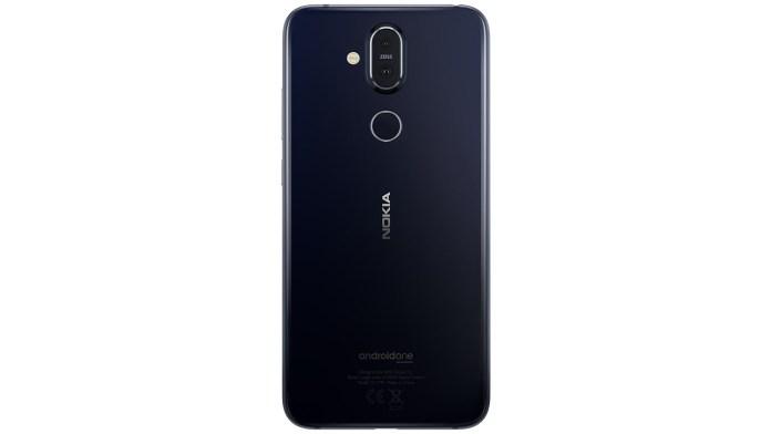 Nokia 8.1 announcement