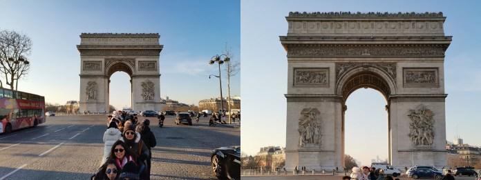 HONOR View20 Paris pictures