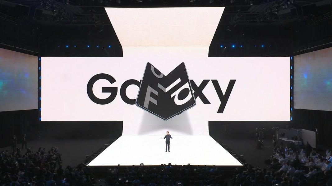 Samsung Galaxy Fold UNPACKED