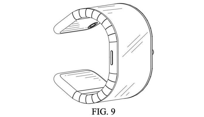 TCL foldable device