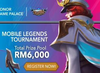 HONOR Game Palace Tournament