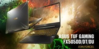 ASUS TUF FX505 FX705