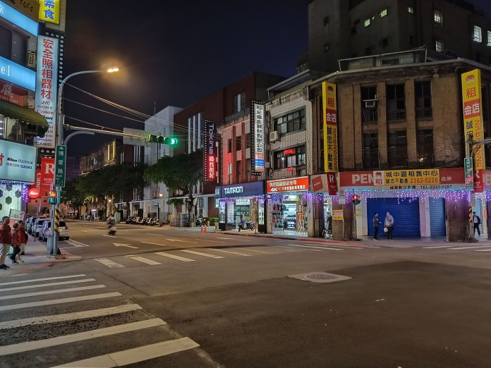 OPPO F11 Pro camera test Taiwan