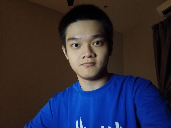 OPPO F11 Pro portrait mode