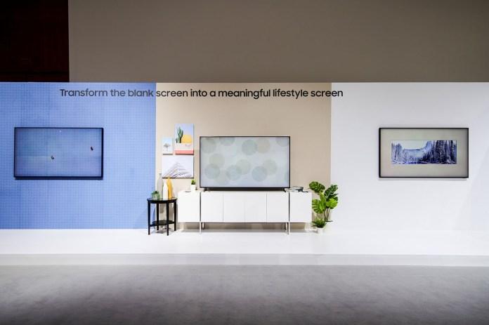 Samsung SEAO 2019 QLED TV