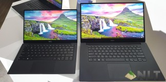 Dell XPS 13 2-in-1 7390 Dell XPS 15 7590