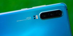 Review - Huawei P30: For the zooms only 1