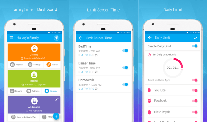 Manage Your Kids' Screen Use with the Parental Monitoring App 1