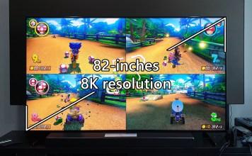 Samsung Q900R 8K QLED TV 82-inches