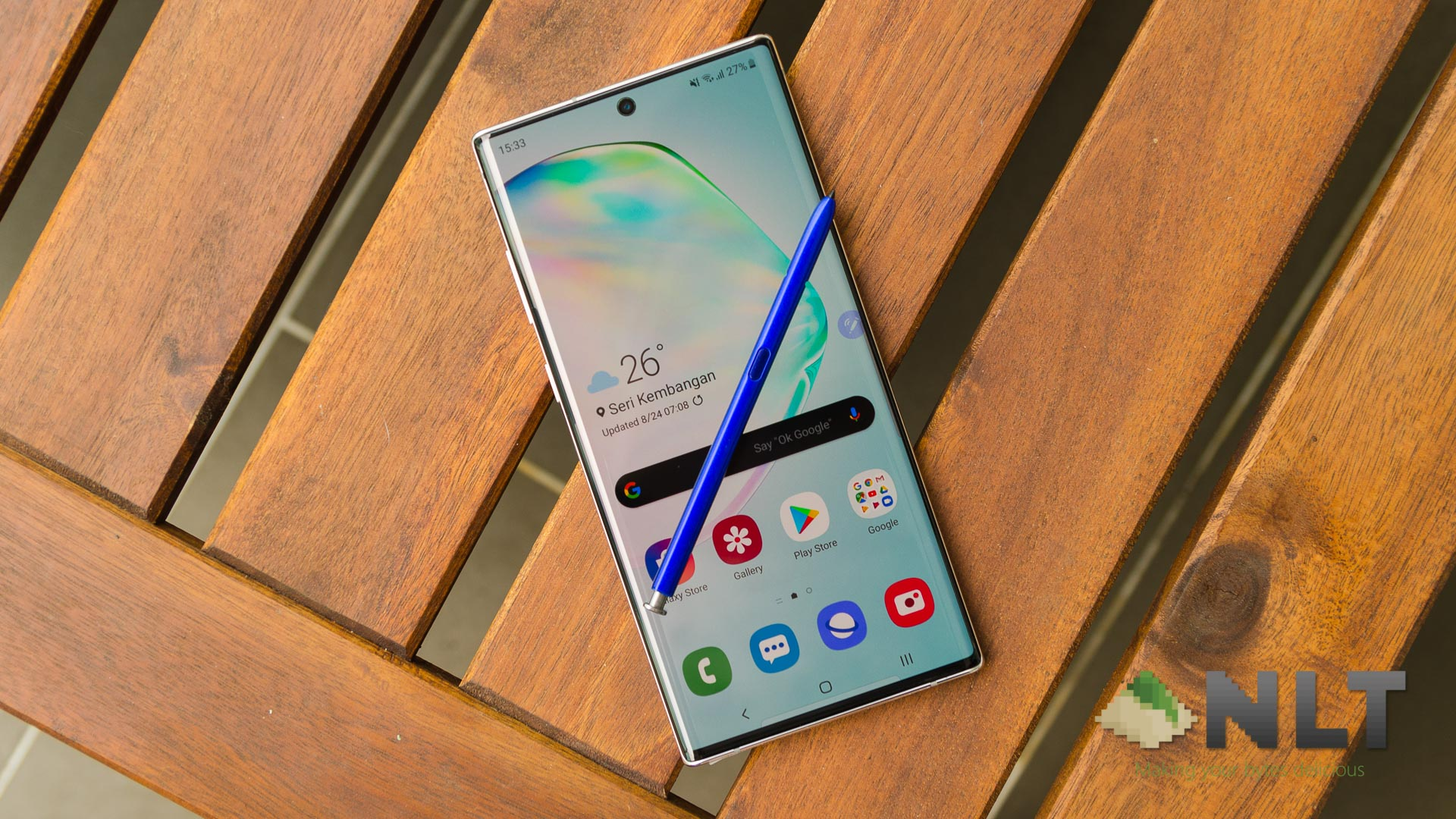 Review - Samsung Galaxy Note10+: Many intricate changes