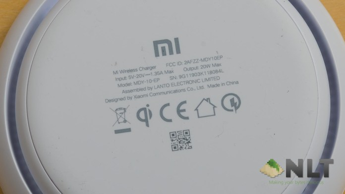 Xiaomi Mi Wireless Fast Charger