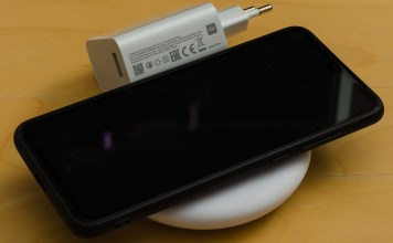 Xiaomi Mi Wireless Fast Charger