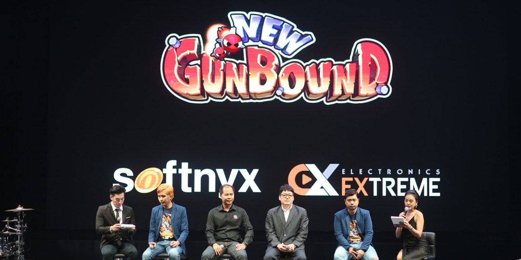 New Gunbound announcement