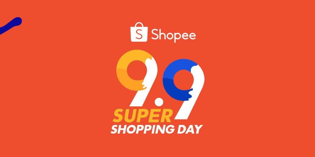 Shopee 9.9 2019 header