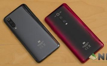 Xiaomi Mi 9 Xiaomi Mi 9T Pro