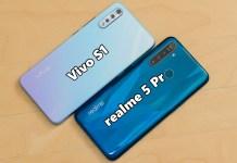 realme 5 Pro vs Vivo S1