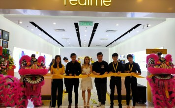 realme - The Mines Shopping Mall