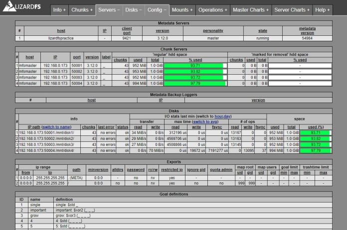 [Tutorial] LizardFS - Drive Level File Redundancy On Single Computer 6