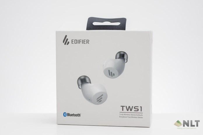 Review - Edifier TWS1 True Wireless Bluetooth Earphones 8