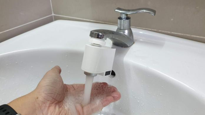 Review - Xiaomi ZAJIA Automatic Water Saver Faucet 8