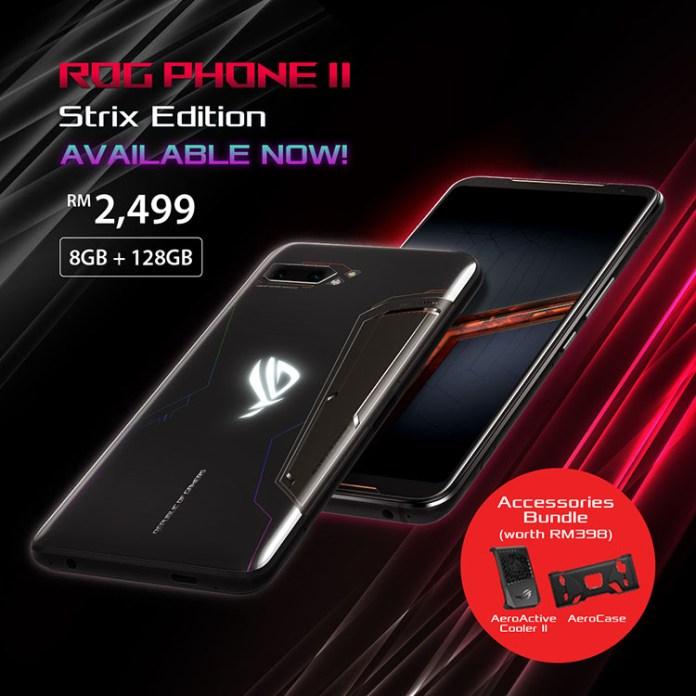ASUS ROG Phone 2 Strix Edition