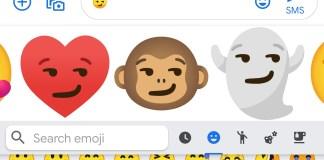 Google Gboard emoji mashup beta