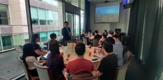 Dell Technologies Media Appreciation Lunch