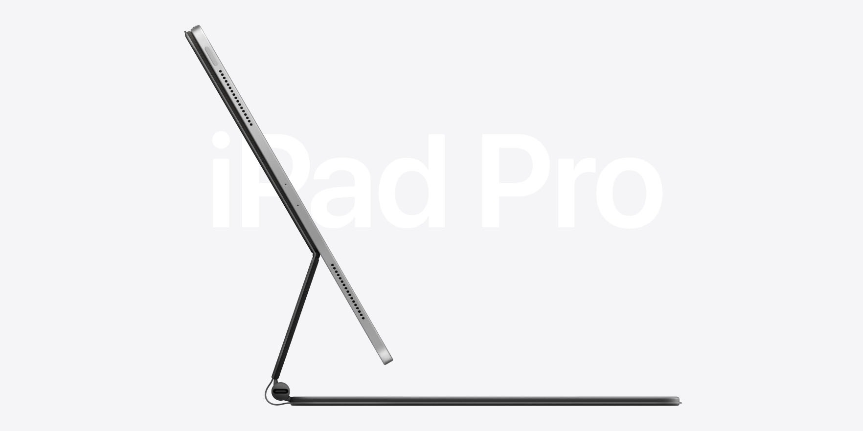 The new iPad Pro with Magic Keyboard could be a better