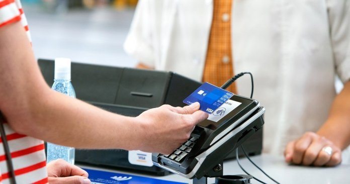 Contactless Payment with PayWave