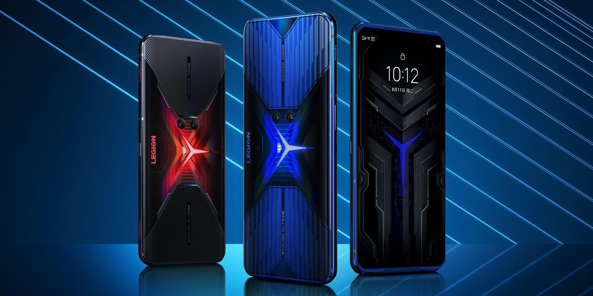 Lenovo brings Legion Duel gaming smartphone; starts at RM3,399 | Nasi Lemak Tech