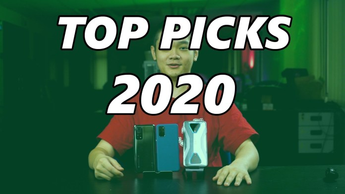 Top picks of 2020
