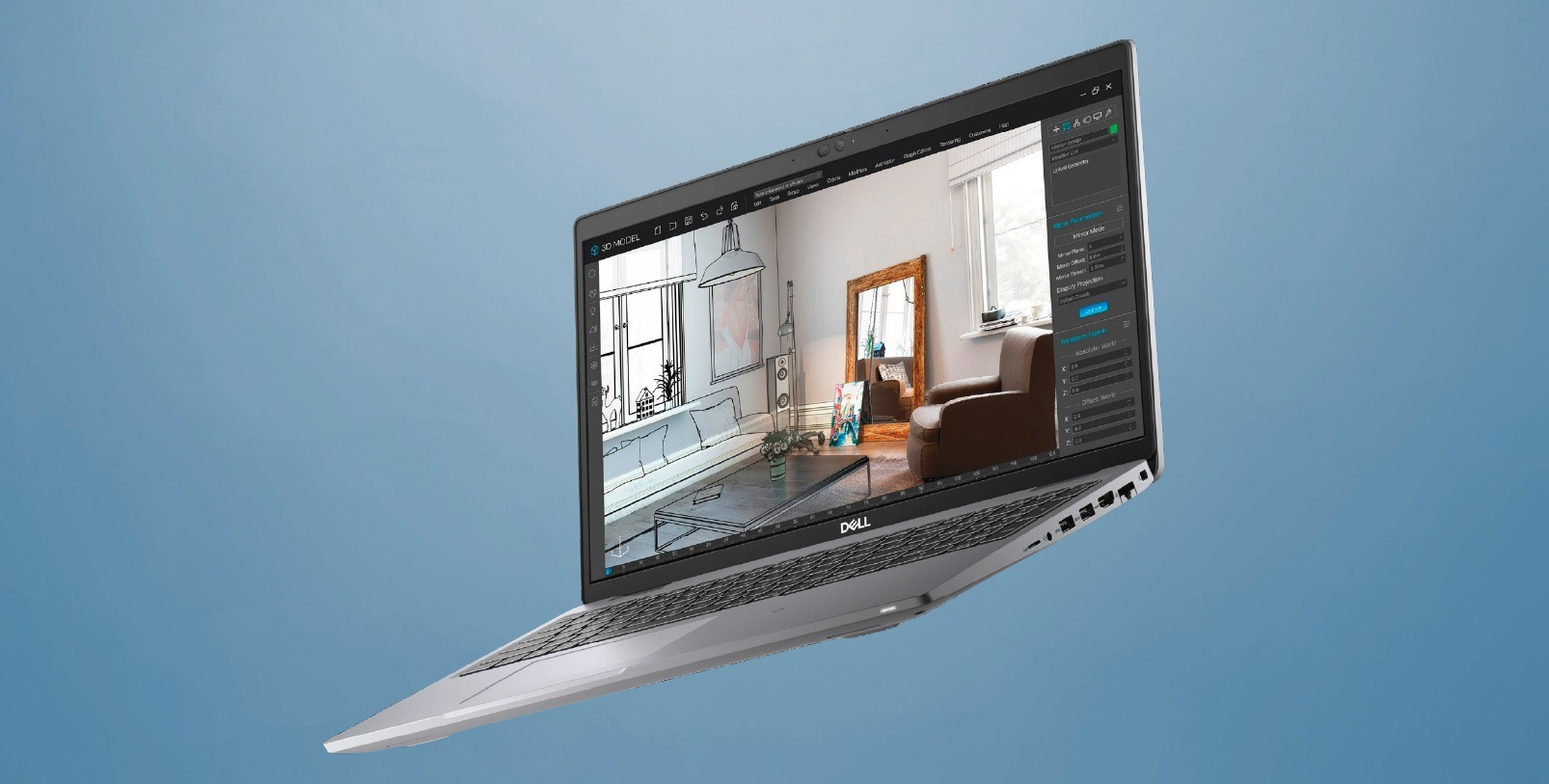 New Dell Precision and Latitude laptops announced for remote workers and  mobile professionals | Nasi Lemak Tech