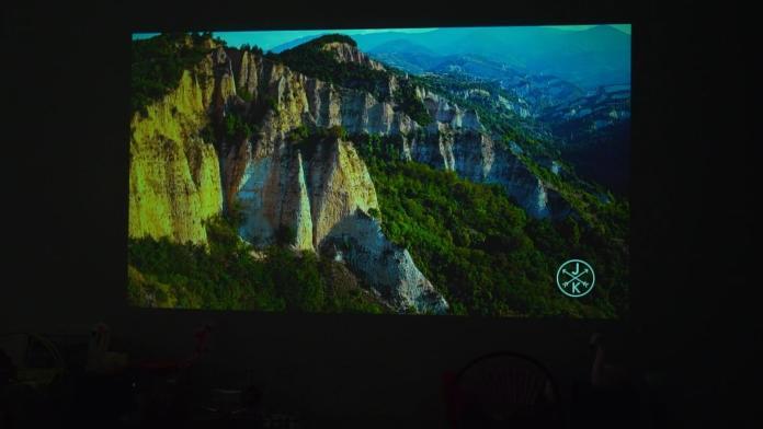 Hands On: LUMOS Auro Home Cinema Smart Projector 29