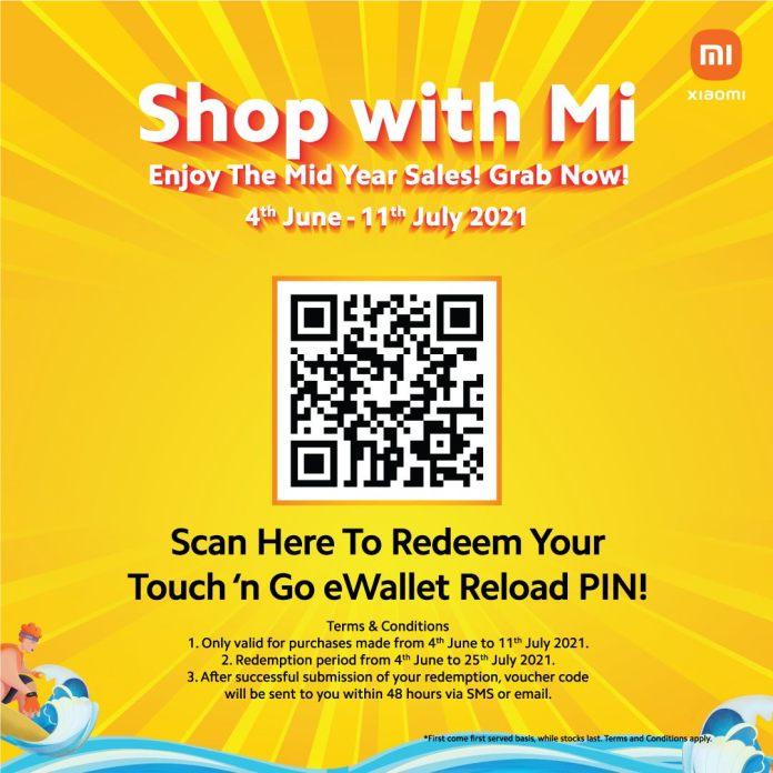 Shop With Mi 2021
