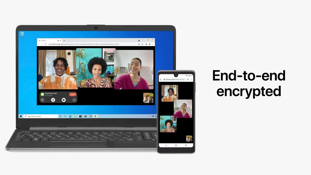FaceTime Web