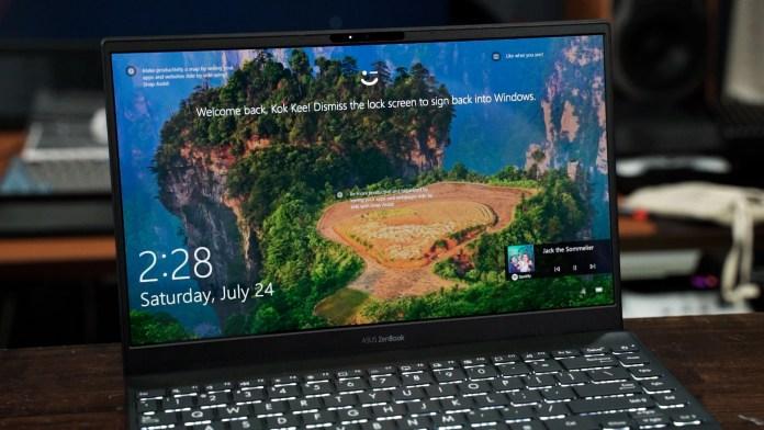 ASUS ZenBook 13 OLED UX325
