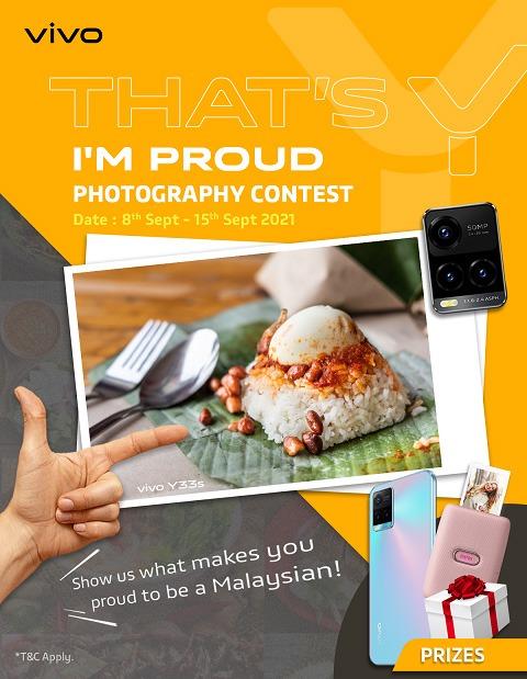 "vivo ""That's Y I'm Proud"" Photography Contest"