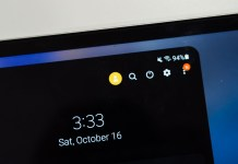 Samsung Galaxy Tab S7 FE change users