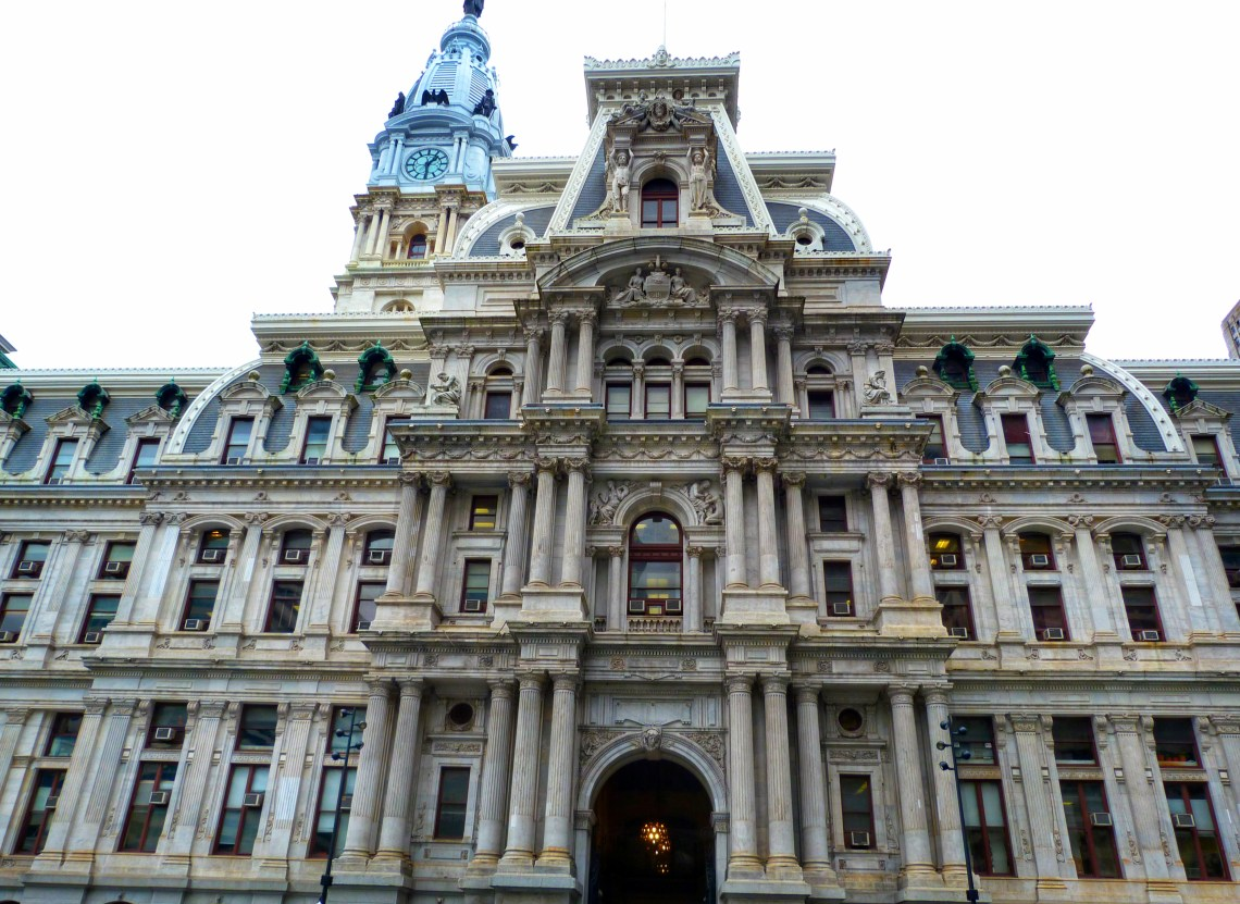 Philadelphia City Hall USA