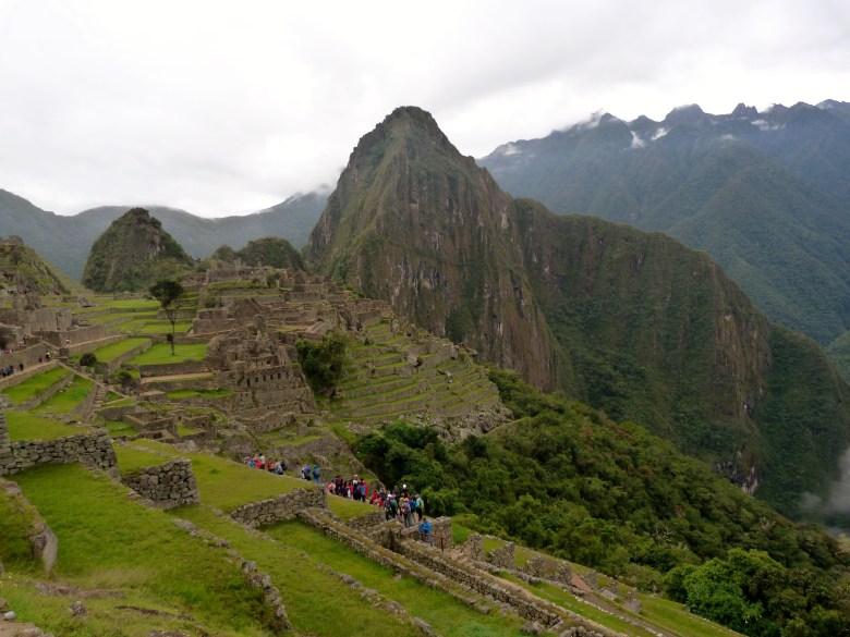 Machu Picchu Gezisi