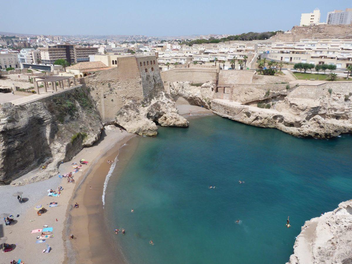 Melilla (İspanya - Kuzey Afrika) Gezi Notlari
