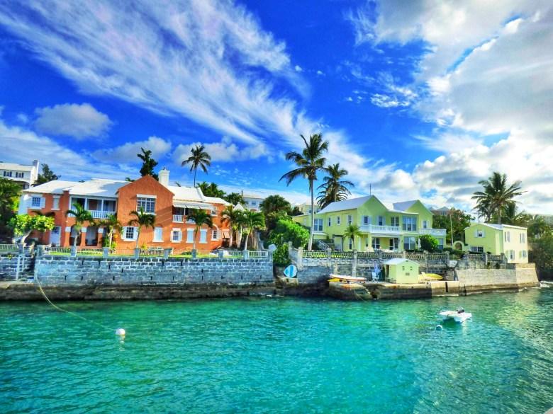 Bermuda, Bermuda nerede
