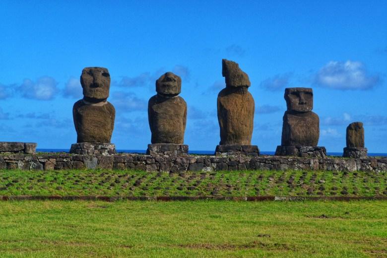 Paskalya Adasi Easter Island Şili Gezi Rehberi