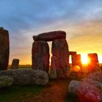 Stonehenge Gezisi ve Ingiltere Gezilecek Yerler