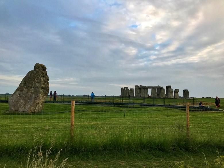 Stonehenge Gezi Rehberi, Ingiltere gezilecek yerler