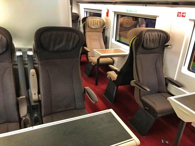Eurostar Standard Premier