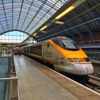 Eurostar ile Londra Paris Arasında Tren Seyahati Deneyimi, Londra'dan Paris'e Nasil Gidilir